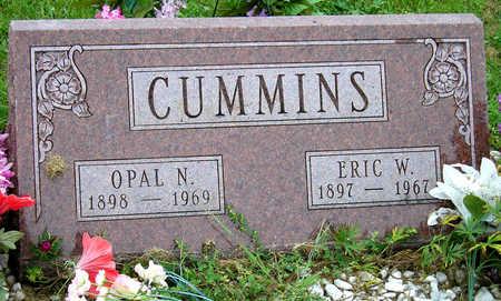 CUMMINS, OPAL NELL - Madison County, Iowa | OPAL NELL CUMMINS