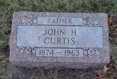CURTIS, JOHN H. - Madison County, Iowa   JOHN H. CURTIS