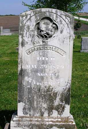 GUTSHALL, GEORGE - Madison County, Iowa   GEORGE GUTSHALL