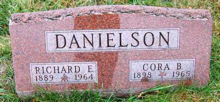 DANIELSON, CORA BELL - Madison County, Iowa | CORA BELL DANIELSON