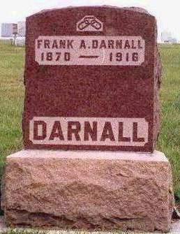DARNALL, FRANK ARMINE - Madison County, Iowa | FRANK ARMINE DARNALL