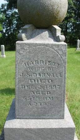 DARNALL, HARRIET - Madison County, Iowa | HARRIET DARNALL