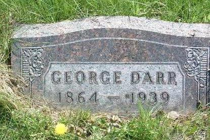 DARR, GEORGE WAYNE - Madison County, Iowa | GEORGE WAYNE DARR