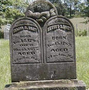 DART, BETSY D. - Madison County, Iowa   BETSY D. DART