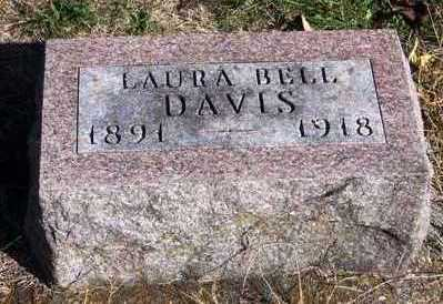 DAVIS, LAURA BELL - Madison County, Iowa | LAURA BELL DAVIS