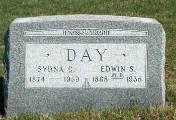 DAY, EDWIN S., DR. - Madison County, Iowa | EDWIN S., DR. DAY