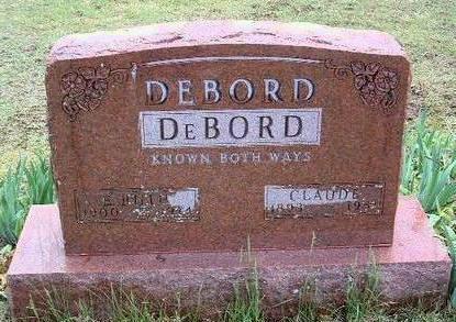 DEBORD, CLAUDE - Madison County, Iowa | CLAUDE DEBORD