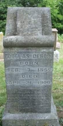 DEBORD, STEPHEN DOUGLAS - Madison County, Iowa | STEPHEN DOUGLAS DEBORD