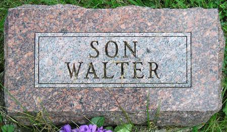 DECKER, WALTER - Madison County, Iowa   WALTER DECKER