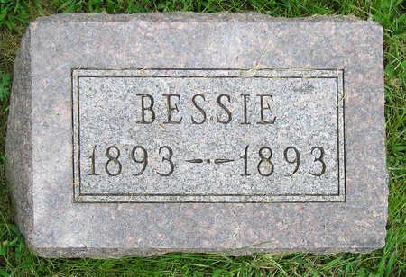 DELAPLAIN, BESSIE - Madison County, Iowa | BESSIE DELAPLAIN