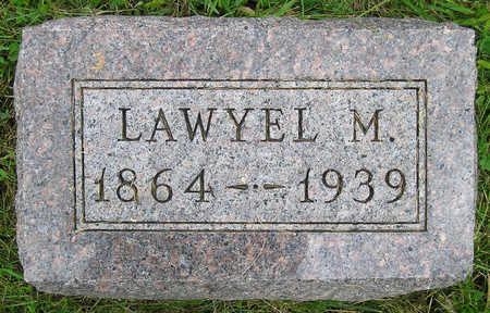 DELAPLAIN, LAWYEL MARTIN - Madison County, Iowa | LAWYEL MARTIN DELAPLAIN