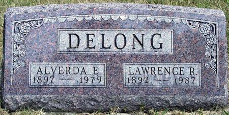 DELONG, LAWRENCE RAYMOND - Madison County, Iowa | LAWRENCE RAYMOND DELONG