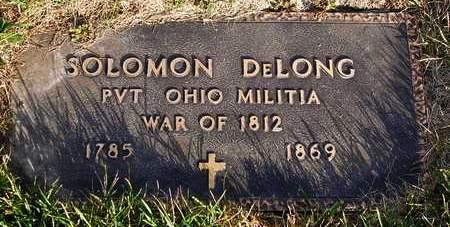 DELONG, SOLOMON - Madison County, Iowa | SOLOMON DELONG