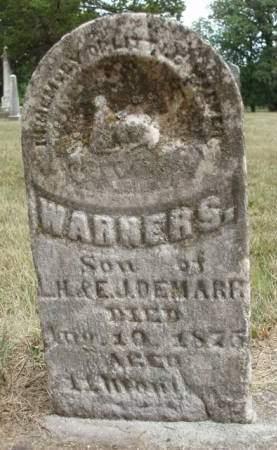 DEMARR, WARNER S. - Madison County, Iowa | WARNER S. DEMARR