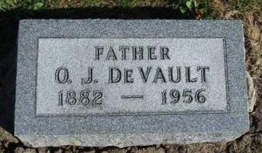 DEVAULT, ORANGE JACKSON - Madison County, Iowa | ORANGE JACKSON DEVAULT