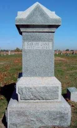 DEVAULT, SARAH JANE - Madison County, Iowa | SARAH JANE DEVAULT