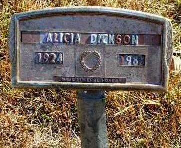 DICKSON, ALICIA - Madison County, Iowa | ALICIA DICKSON