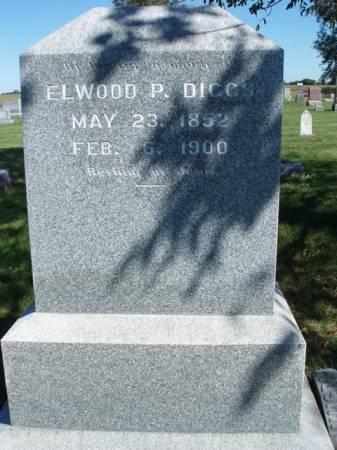 DIGGS, ELWOOD PEACOCK - Madison County, Iowa | ELWOOD PEACOCK DIGGS