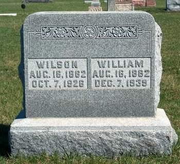 DIGGS, WILSON - Madison County, Iowa | WILSON DIGGS