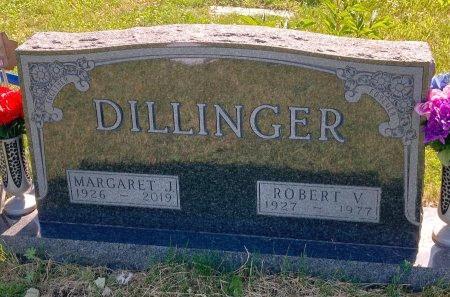 DILLINGER, ROBERT VERL - Madison County, Iowa   ROBERT VERL DILLINGER