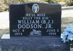 DODSON, WILLIAM JR.