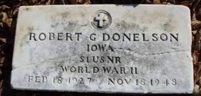 DONELSON, ROBERT GLEN - Madison County, Iowa | ROBERT GLEN DONELSON