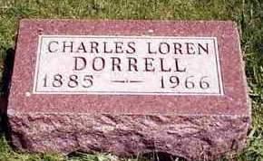 DORRELL, CHARLES LOREN - Madison County, Iowa | CHARLES LOREN DORRELL