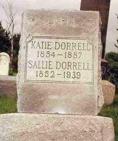 DORRELL, CATHERINE