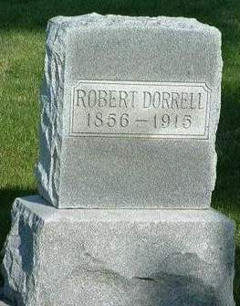 DORRELL, ROBERT - Madison County, Iowa   ROBERT DORRELL