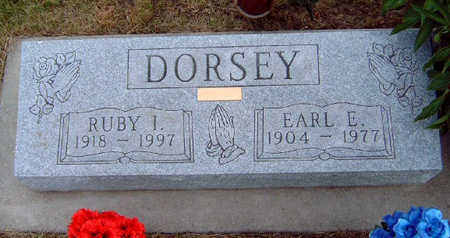 DORSEY, EARL EDWARD - Madison County, Iowa | EARL EDWARD DORSEY