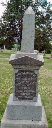 DOTY, DELILA - Madison County, Iowa | DELILA DOTY