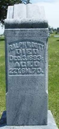 DOTY, RALPH W. - Madison County, Iowa | RALPH W. DOTY