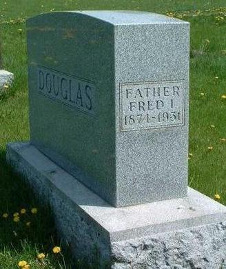 DOUGLAS, FRED LLOYD - Madison County, Iowa | FRED LLOYD DOUGLAS
