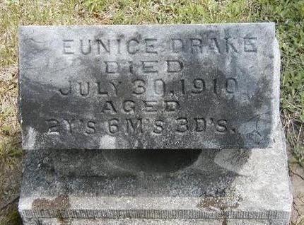 DRAKE, EUNICE - Madison County, Iowa | EUNICE DRAKE