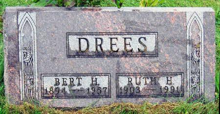DREES, BERT HERMAN - Madison County, Iowa | BERT HERMAN DREES