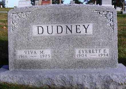 DUDNEY, EVERETT ELI - Madison County, Iowa | EVERETT ELI DUDNEY