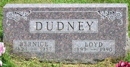 DUDNEY, ALTA BERNICE - Madison County, Iowa | ALTA BERNICE DUDNEY