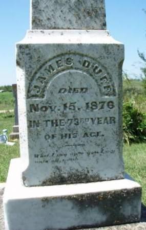 DUFF, JAMES - Madison County, Iowa | JAMES DUFF
