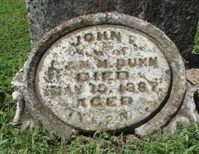 DUNN, JOHN E. - Madison County, Iowa | JOHN E. DUNN
