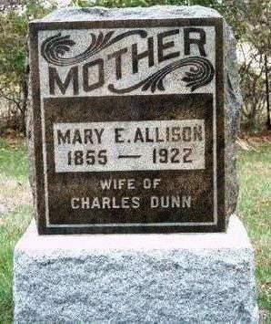 DUNN, MARY ELLEN - Madison County, Iowa | MARY ELLEN DUNN