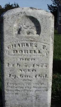 DORRELL, CHARLES F. - Madison County, Iowa | CHARLES F. DORRELL