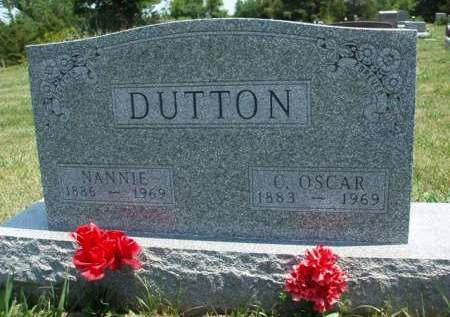 DUTTON, CHARLES OSCAR - Madison County, Iowa | CHARLES OSCAR DUTTON