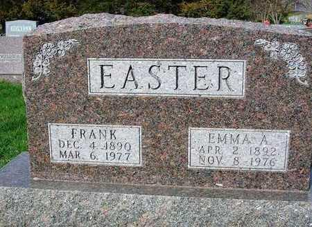 EASTER, EMMA MAY - Madison County, Iowa | EMMA MAY EASTER