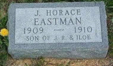 EASTMAN, JAMES HORACE - Madison County, Iowa | JAMES HORACE EASTMAN