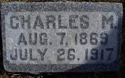 EDGINGTON, CHARLES M. - Madison County, Iowa | CHARLES M. EDGINGTON