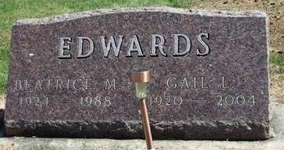 EDWARDS, GAIL LEROY - Madison County, Iowa | GAIL LEROY EDWARDS