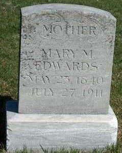 EDWARDS, MARY MAE - Madison County, Iowa | MARY MAE EDWARDS