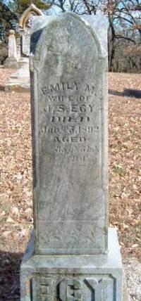 EGY, EMILY M. - Madison County, Iowa | EMILY M. EGY