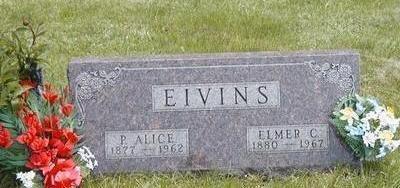 EIVINS, ELMER CLARENCE - Madison County, Iowa | ELMER CLARENCE EIVINS