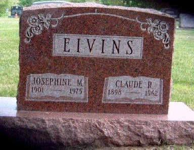 EIVINS, CLAUDE RAY - Madison County, Iowa | CLAUDE RAY EIVINS